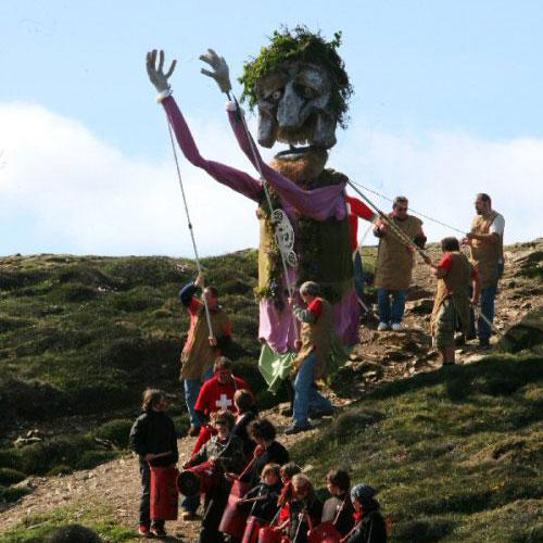 St Agnes Bolster Festival