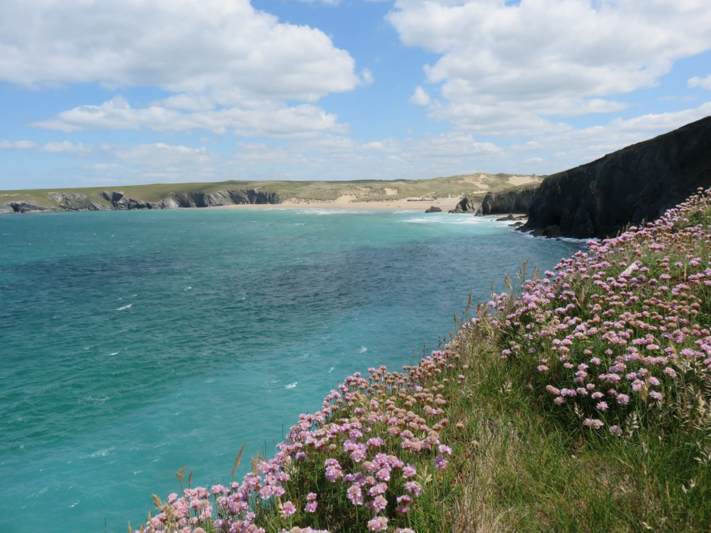 Holiday accomodation, spring holywell bay