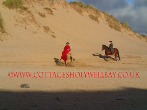 cottages bungalows chalets holywell bay cornwall