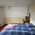 double bedroom Holywell Bay