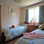double bedroom seaside cottage the meadow